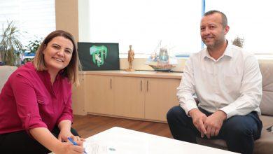 Başkan Hürriyet, Güneşspor'a üye oldu