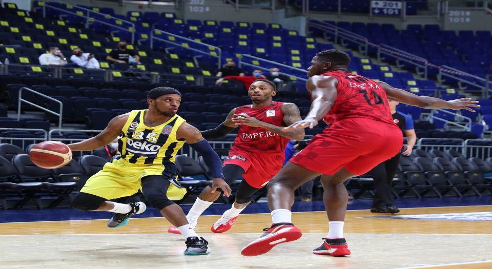 Gaziantep Basket, Fenerbahçe'yi yendi