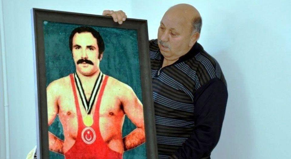Photo of Milli Güreşçi Karabacak'a memleketinde vefa