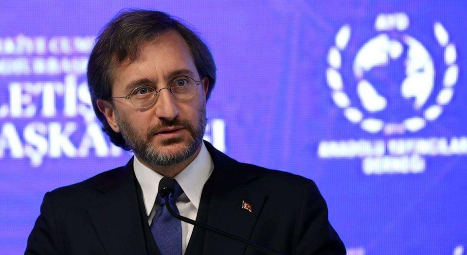 """Photo of Fahrettin Altun: """"İnternet gazeteciliğinin standartlarını belirleyeceğiz"""""""